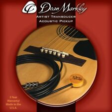 Dean Markley Artist Transducer Acoustic Guitar & all Acoustic instruments Pickup