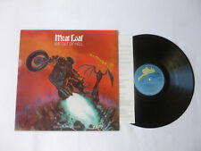 MEAT LOAF ~ BAT OUT OF HELL ~ EX+/NrM ~ CLASSIC ROCK UK VINYL LP ~ PLAYS GREAT