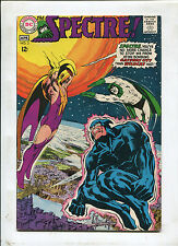 THE SPECTRE #3 (8.5) WILDCAT CROSSOVER NEAL ADAMS COVER!