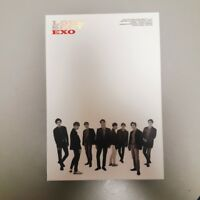 EXO LOVE SHOT, 5th Repackage album Shot Ver. CD + Booklet only No Photo card