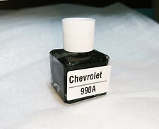 FOR Chevrolet Touch Up Paint Brush Jet Black Color Code 990A 8ml