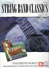 Dix Bruce : Spring Band Classics, für Gitarre, mit CD