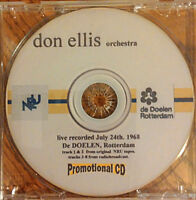"Don Ellis ""Rotterdam LIVE"" CD (NEW)"