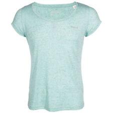 Vêtements de fitness bleus coton pour femme