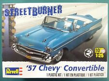 Revell - 1/25 '57 Chevy® Bel Aire Convertible Plastic Model Kit 85-4270