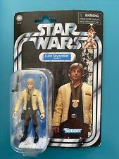 Star Wars E4 Vintage Luke Skywalker Yavin 3.75 inch Figure Exclusive