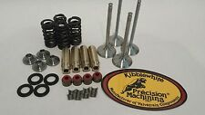 Yamaha Raptor Grizzly Rhino 700 +2 2mm Kibblewhite Valves Springs Head Rebuild