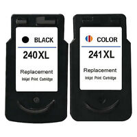 Ink Cartridge for Canon PG-240 CL-241 XL PIXMA MG3620 MG2120 MG3120 MG3520 MX452