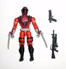GI JOE RAZOR TROOPER Valor vs Venom Action Figure COMPLETE 3 3/4 C9+ v1 2004