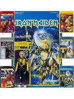 New Iron Maiden Action Figures - Multiple Styles
