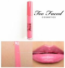TOO FACED SWEET PEACH GLOSS A L HUILE DE PECHE & NOIX COCO PEACH PLEASE VAL 29€
