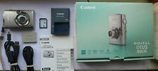 Canon IXUS 850 IS / PowerShot SD800 IS 7.1MP Digital Camera + 4 GB memory Card