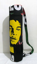 Bob Marley Printed Yoga Mat Bag Gym Bags With Adjustable Shoulder Strap Throw