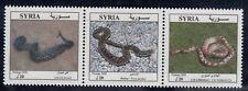 Syria 2008 Snakes set fine fresh MNH