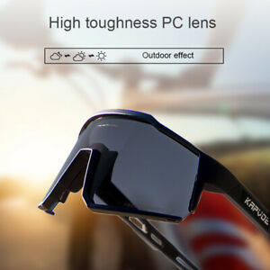 Outdoor Cycling Sport Photochromic Sunglasses Goggles Mountain Road Bike Glasses