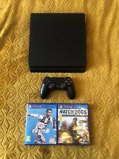 PS4 Slim 500gb console bundle Playstation 4