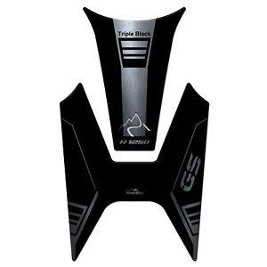 Protection Du Réservoir Adhésif 3D Compatible Avec BMW R 1250 GS Triple Black