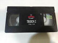 HELLRAISER II 2 TERROR - VHS CINTA TAPE CASTELLANO SOLO LA CINTA SIN CAJA