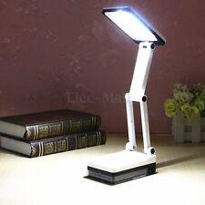 Rechargeable Folding Eye Protection LED Foldable Study Reading Light Desk Lamp