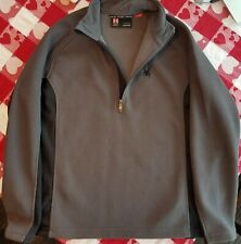 Spyder Core Sweater Men's Large Gray Charcoal