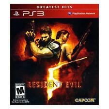 Resident Evil 5 -- Greatest Hits (Sony PlayStation 3)