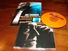 JOE COCKER NEVER TEAR US!!!!!!!!FRENCH PRESS/KIT+PRO CD
