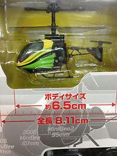 Silverlit GUINNESS WORLD SMALLEST  NANO FALCON RC Helicopter NEW DJ02