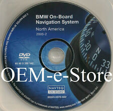 2005 2006 2007 BMW 7-Series 750i 750Li 760i 760Li Navigation DVD Map U.S Canada