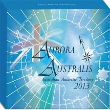 2013 $1 Aust Antarctic Territory  Aurora Australis 1oz Silver Proof Coin No: 46