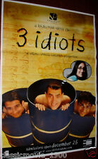 3 IDIOTS POSTER # 4 BOLLYWOOD AAMIR KHAN