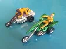 Blown Torch / Mighty Zork Chopcycles Hot Wheels Red Line  Mattel Toy Vintage
