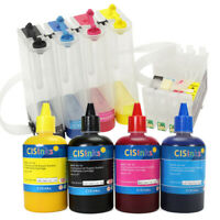 Continuous Ink Supply System Sublimation Epson Stylus C68 C88 C88+ CX3800 CX3810