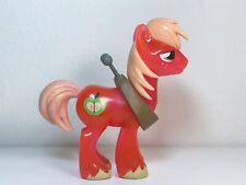 My Little Pony BIG MCINTOSH Vinyl Figure Clear Glitter Variant Funko Loose