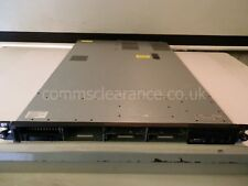 HP Proliant DL360 G7 Server 1 x E5606 QC Proc 12GB RAM 2 x PSU (Takes 8 Drives)