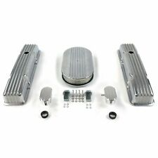 """SBC 15"""" Half Oval/Short Finned Engine Dress Up kitw/ Breathers (PCV)"""