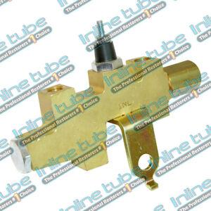 70-74  Mopar A-body plymouth dodge  Duster Dart  brake valve proportioning meter