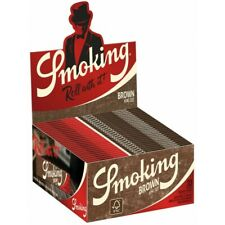 Cartine Smoking KS Brown 33fg X50 libretti