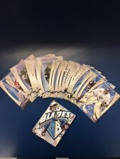 2008-09 WHL SASKATOON BLADES *PICK A CARD**TO COMPLETE YOUR SET