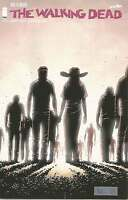 THE WALKING DEAD # 143: A UNION. IMAGE COMICS WITH ROBERT KIRKMAN