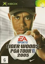 MICROSOFT XBOX TIGER WOODS PGA TOUR 2006 GAME COMPLETE