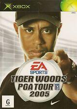 MICROSOFT XBOX TIGER WOODS PGA TOUR 2006 GAME COMPLETE