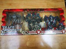 Transformers ROTF Gathering At The Nemesis New Fallen Soundwave Megatron