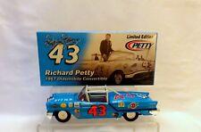 Richard Petty #43 1957 Oldsmobile Convertible 1:24 scale car Nascar .....#.(79)