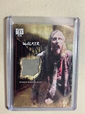 2018 Topps The Walking Dead Authentic Wardrobe Relic, Card WR-4