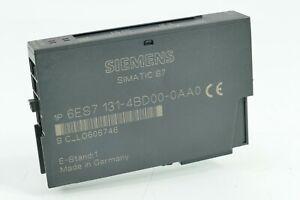 Siemens 6ES7131-4BD00-0AA0 Simatic S7 Modul