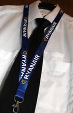 Lanyard RYANAIR Airlines keychain neckstrap LANYARD