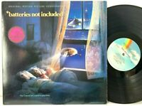Batteries Not Included Scifi Original Movie Soundtrack LP Vinyl Record Album