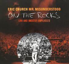 Eric Church - Mr.Misunderstood on the Rocks CD #1965665