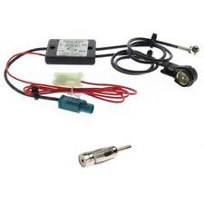 AIV 150615 Universal Antenne DAB DAB+ AM / FM Antennenweiche FAKRA auf DIN / SMB