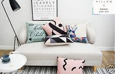 Art Deco Fashion Abstract Decorative Cushions & Pillows